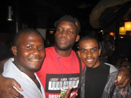 Mendes, Mestre LB e Mauro