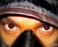 Kelly Stress - Sasuke mangekyou Sharingan