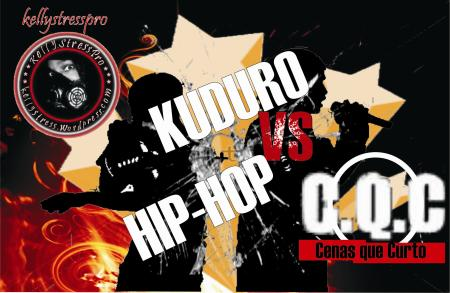 kuduro vs hip hop